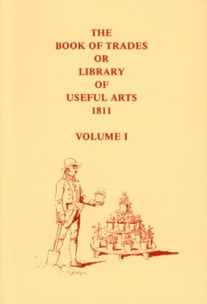 Front cover of booklet