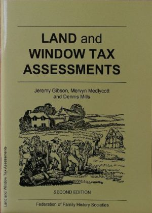 Land & Window Tax Assessments (A Gibson Guide)