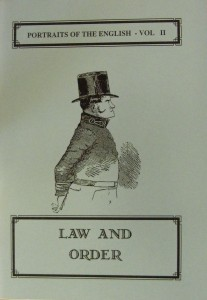 Law and Order, (Portraits of the English 2)