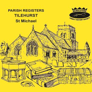 Tilehurst, St Michael, Parish Registers (CD)