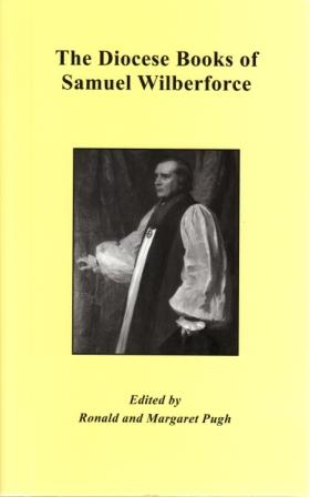 Berkshire, Buckinghamshire & Oxfordshire, The Diocese Books of Samuel Wilberforce, ( Berkshire ...