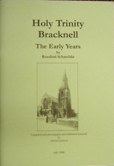Bracknell, Holy Trinity – The Early years
