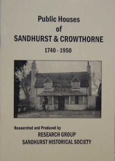 Sandhurst & Crowthorne, Public Houses of, 1740-1950