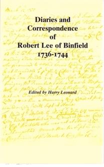 Robert Lee of Binfield