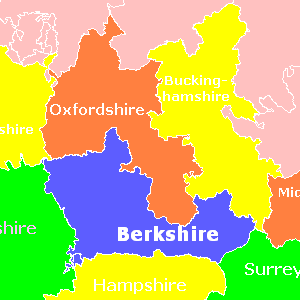 Neighbouring counties