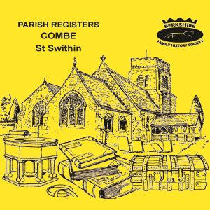 Combe, St Swithun, Parish Registers (CD)