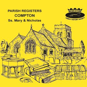 Compton, Ss. Mary & Nicholas, Parish Registers (CD)