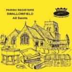 Swallowfield, All Saints, Parish Registers (CD)