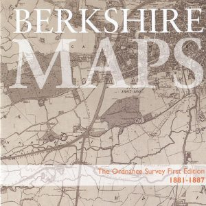 Berkshire Maps, Ordnance Survey Maps, First Edition, 1881-1887 (CD)