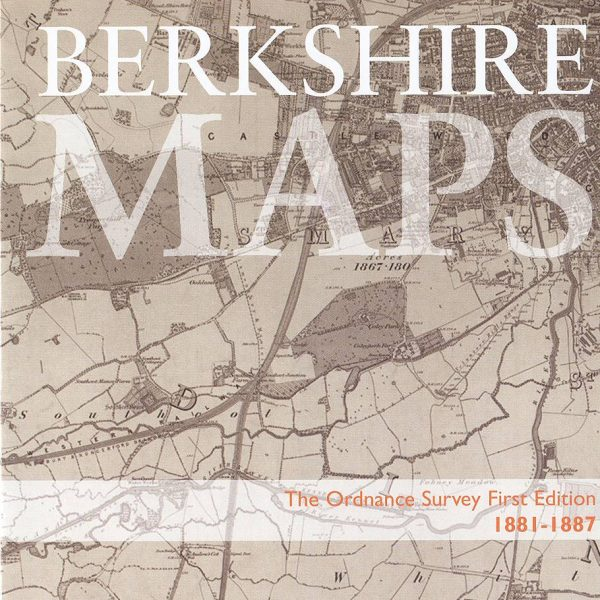 Berkshire Maps front cover