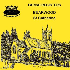 Bearwood, St Catherine, Parish Registers (CD)