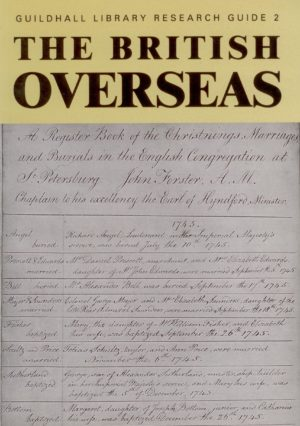 British Overseas, The, Guildhall Guide No. 2