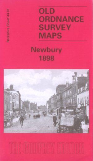 Newbury 1898, Old Ordnance Survey Maps