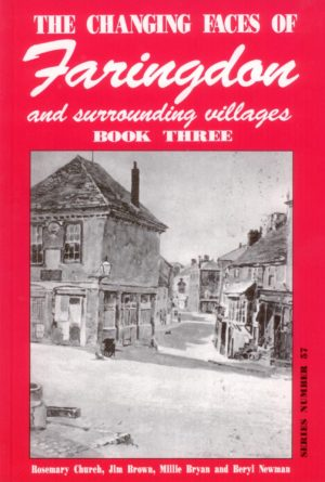 Faringdon and surrounding Villages, The Changing Faces of, Book 3