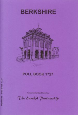 Poll Book, Berkshire, 1727