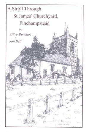 Finchampstead, St James  – A Stroll through the Churchyard