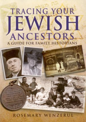 Tracing your Jewish Ancestors, A guide for Family Historians
