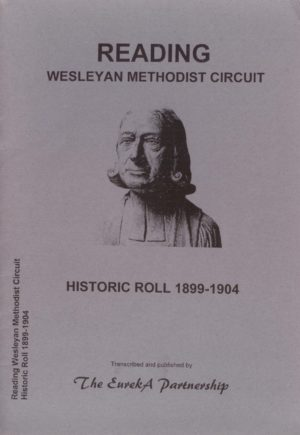 Reading Wesleyan Methodist Circuit Historic Roll