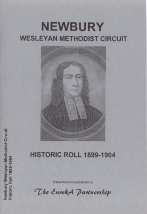 Newbury Wesleyan Methodist Circuit Historic Roll