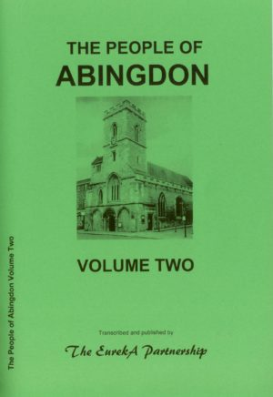 Abingdon, The People of, Vols 1 and 2