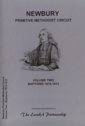 Newbury Primitive Methodist Circuit, Baptisms, Volume 2, 1875-1913