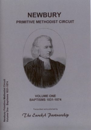 Newbury Primitive Methodist Circuit, Baptisms, Volume 1, 1831-1874