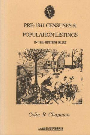 Pre-1841 Censuses & Population Listings
