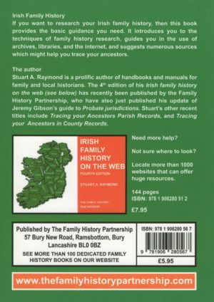 Irish Family History, A Beginners Guide
