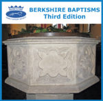 Berkshire Baptisms, 3rd Edition. Update from 2nd Ed. (CD)