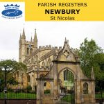 Newbury, St Nicolas Parish Registers, 1538-1965 CD